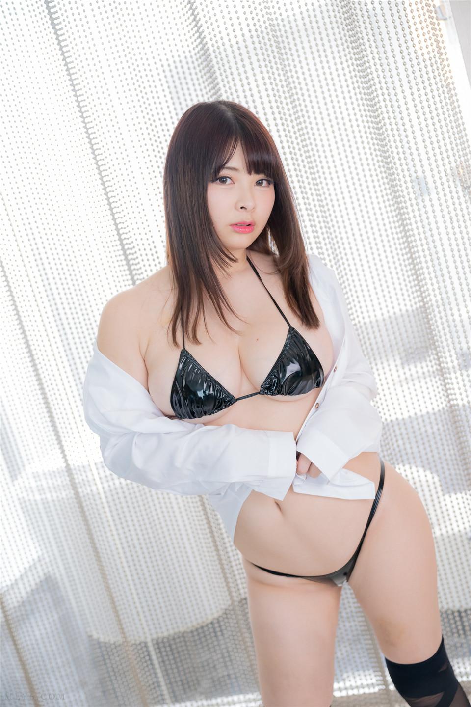 NO.057 黒水着×シャツ [175P-76.8MB]