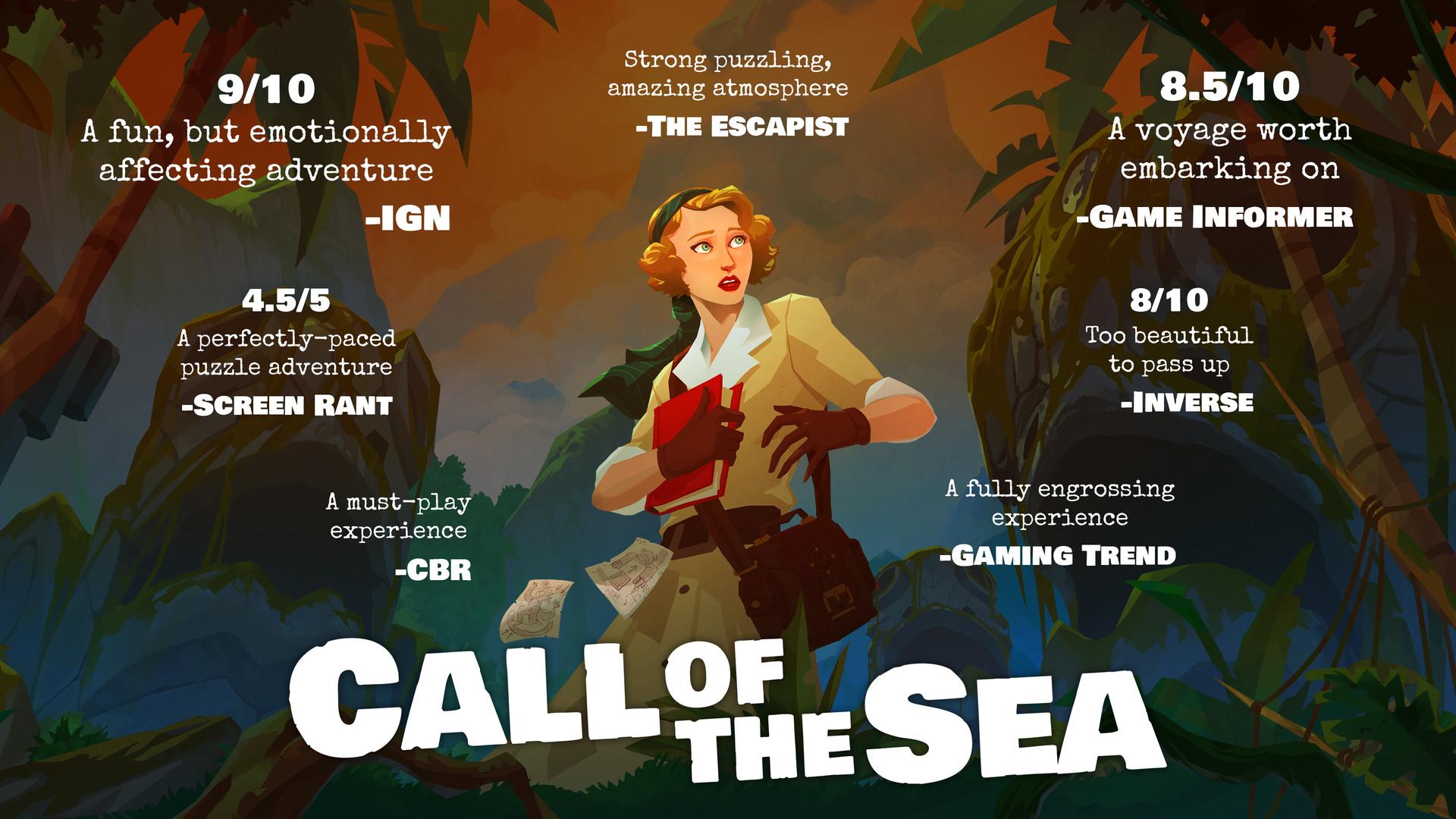 海之呼唤/Call of the Sea