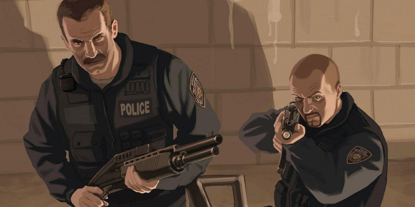 美演员称自己被选中,在新GTA作品中扮演警长