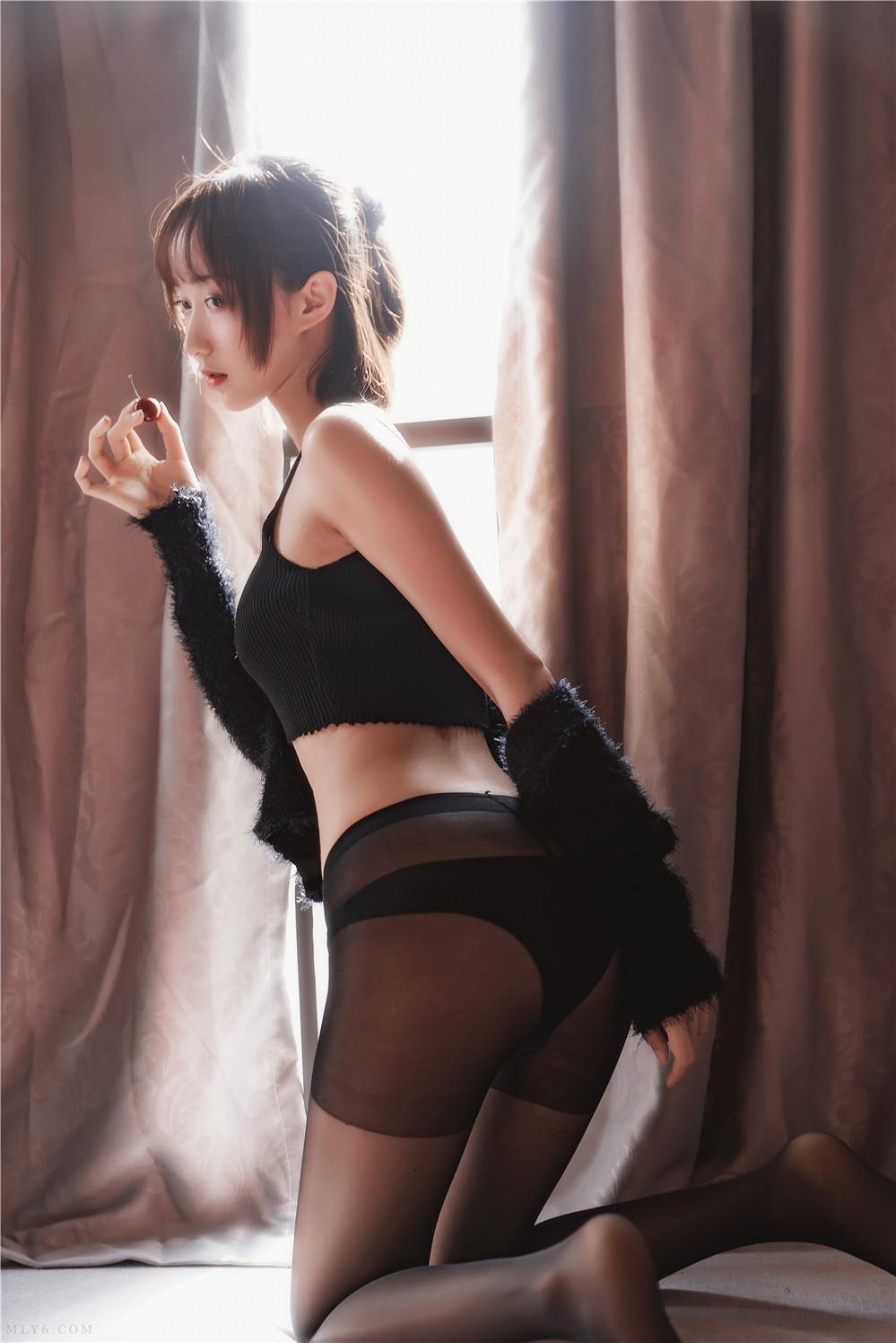 木绵绵OwO – NO.57 黑丝私房 [83P-1.57GB]