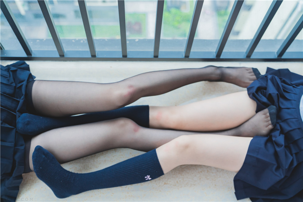 木绵绵OwO – NO.47 ×桜桃喵 她(制服×制服) [38P-741MB]