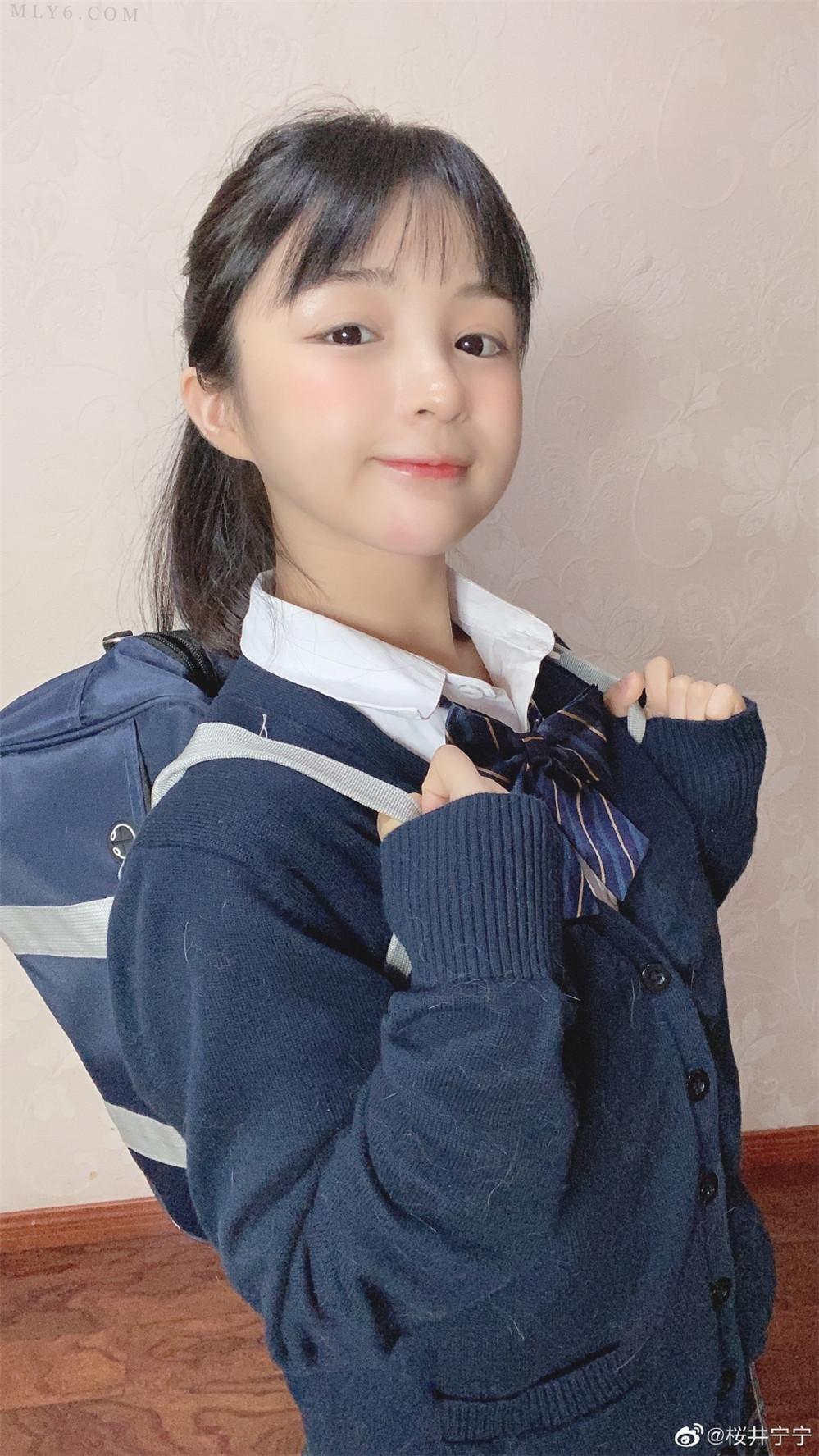 桜井宁宁 NO.029 微博配图