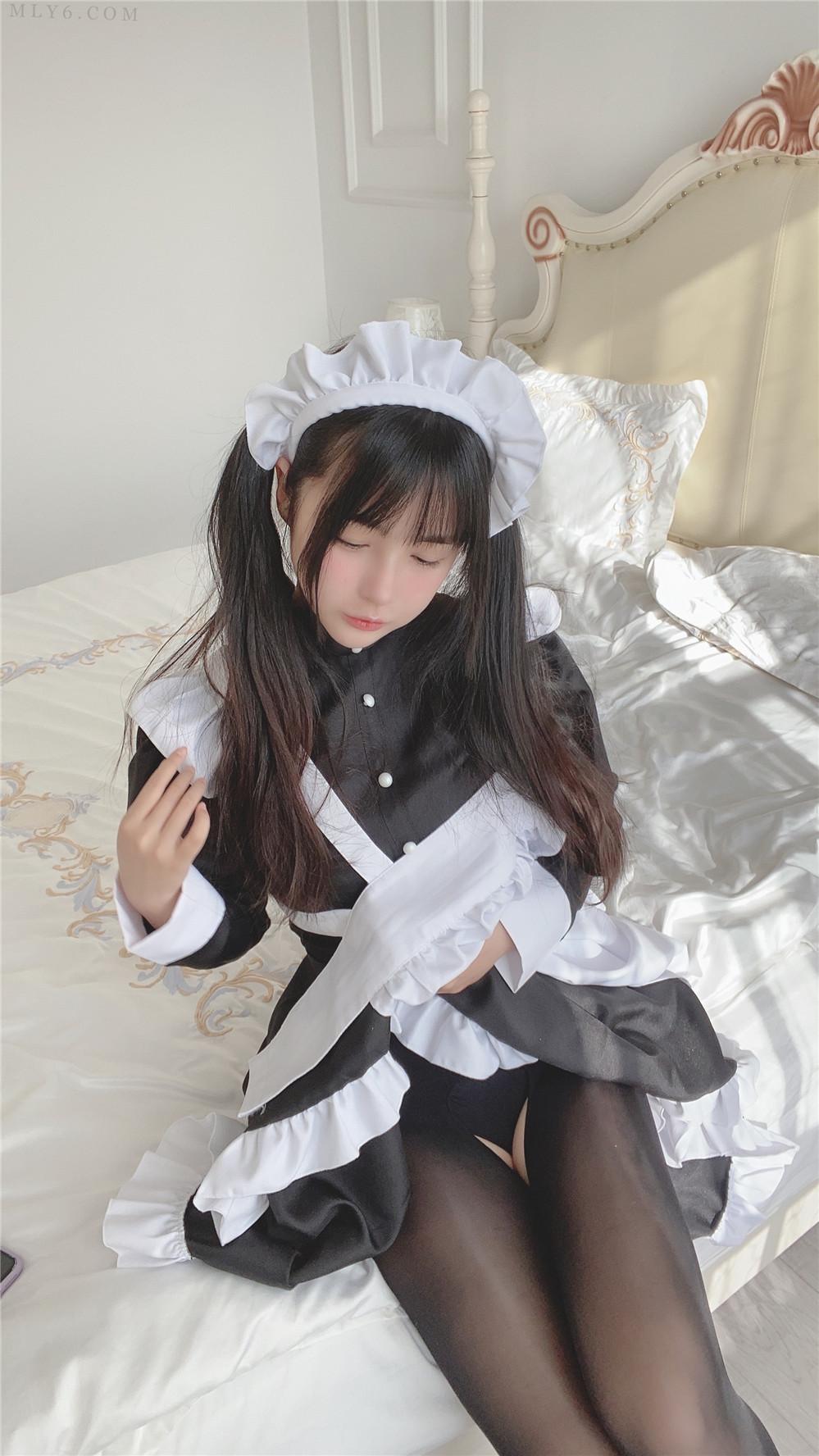 桜井宁宁NO.031双 马尾女仆【62P-268M】