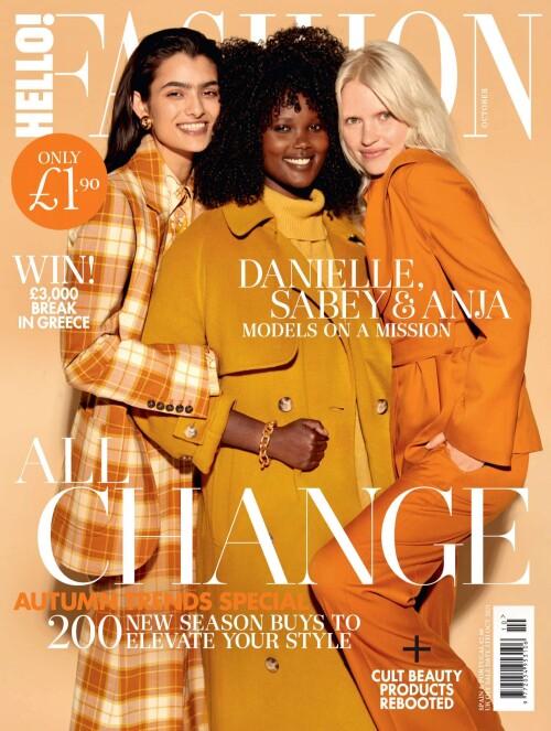 【pdf+jpg格式】Hello! Fashion Monthly October 2021插图