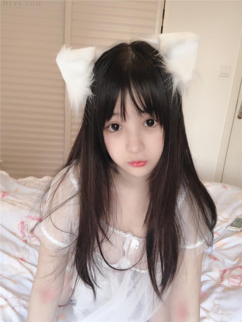 桜井宁宁 NO.022 小白猫【31P-34M】