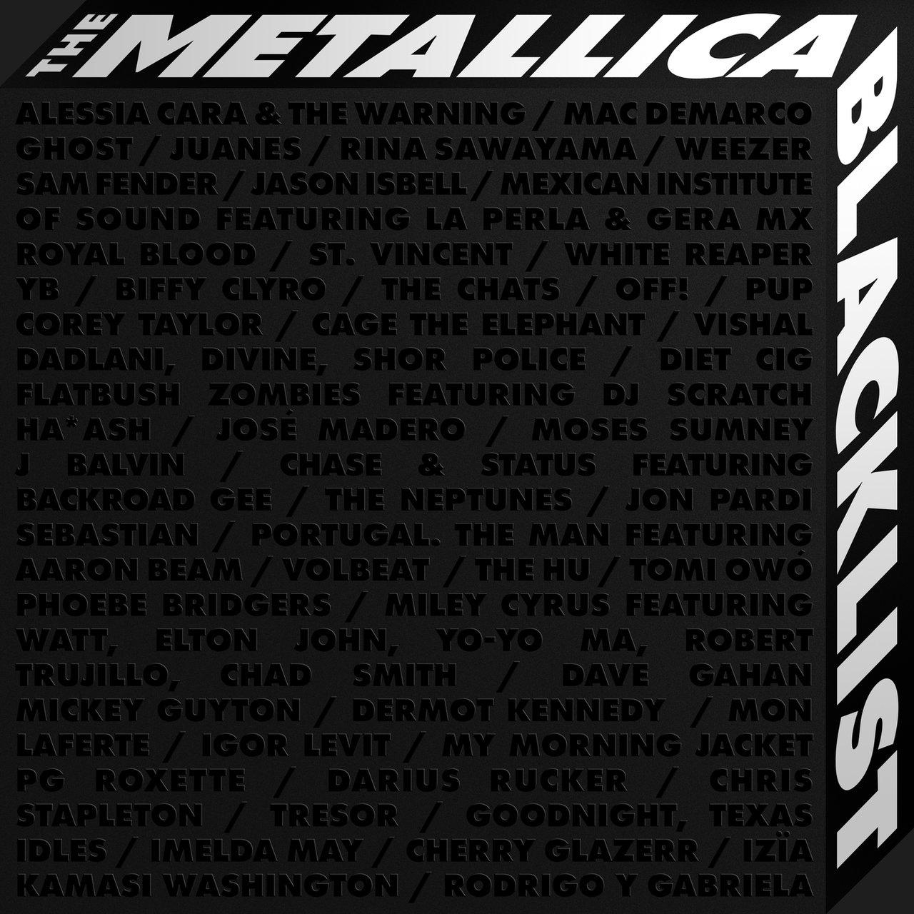 【FLAC/album】The Metallica Blacklist插图