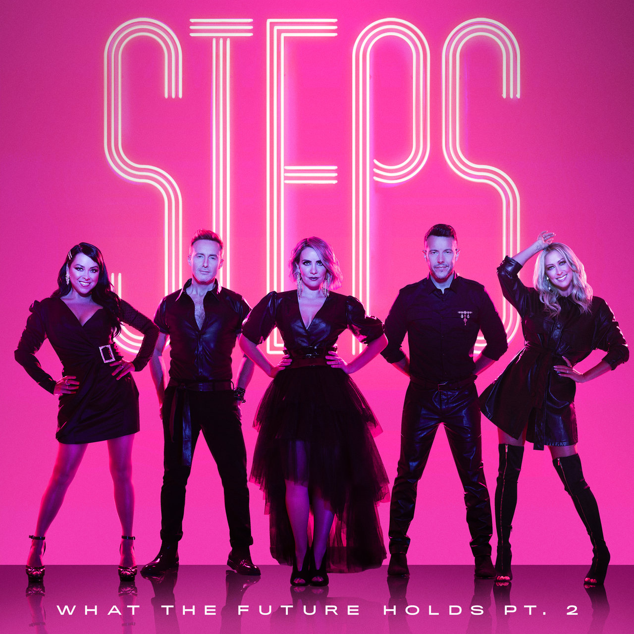 【FLAC/album】Steps – What the Future Holds Pt.2插图