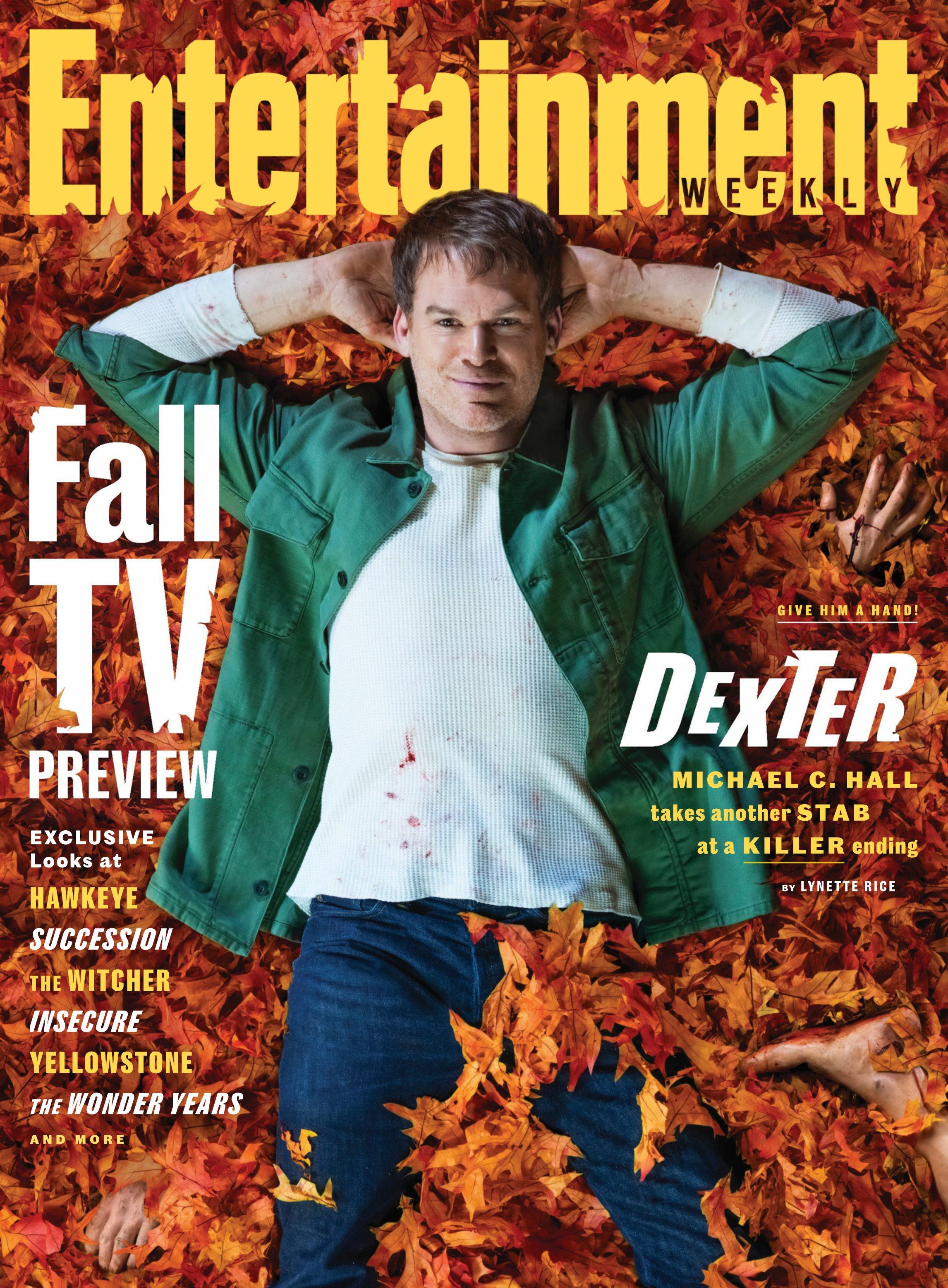 【pdf+jpg格式】Entertainment Weekly October 2021插图