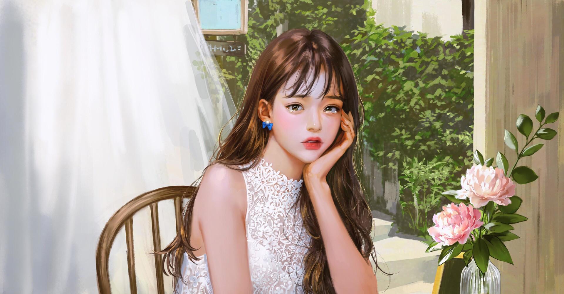 PIXIV 韩国艺术家J.Won Han插图(3)