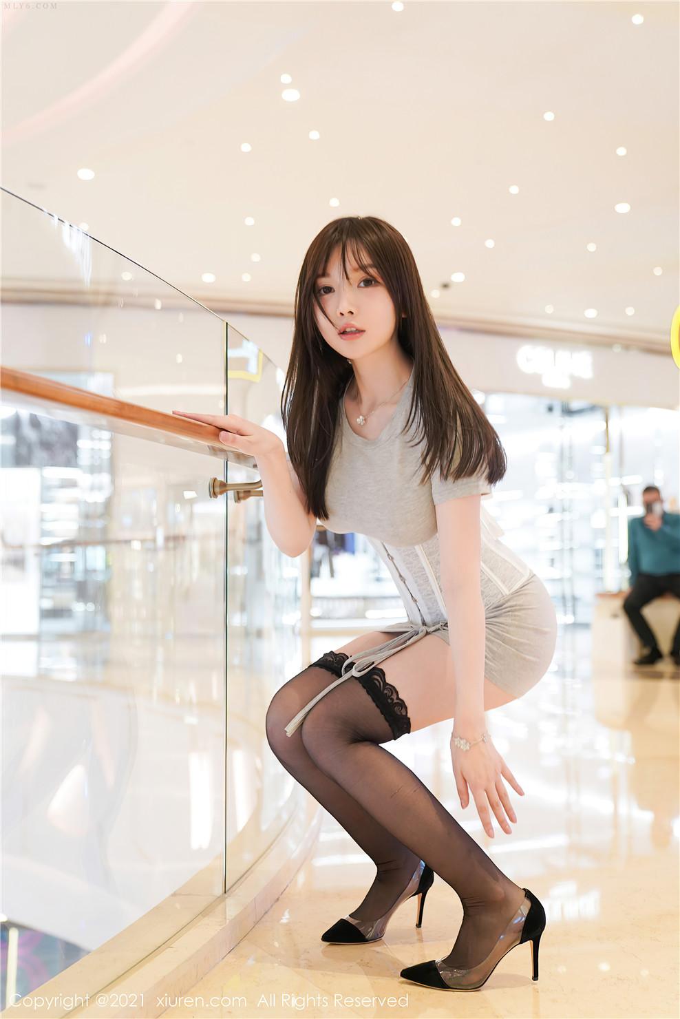 糯美子mini NO.017 2021.01.13 No.3001MINIbabe [60P565MB]