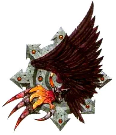 荷鲁斯叛乱后第三军团纹章