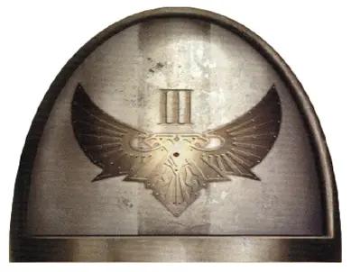 统一战争时期第三军团肩甲纹章和数字